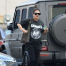 Shay Mitchell – heads to a doctors appointment in Los Angeles - 454 x 626