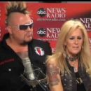 Jim Gillette and Lita Ford - 454 x 340