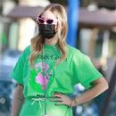 Chiara Ferragni – Pictured at the Sempione park Leone in Milan - 454 x 328