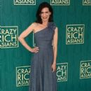 Perrey Reeves – 'Crazy Rich Asians' Premiere in Los Angeles - 454 x 685