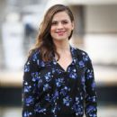 Hayley Atwell – Conviction Photocall for 2016 MIPCOM in Cannes 10/17/2016 - 454 x 681