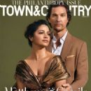 Matthew McConaughey and Camilla Alves - 454 x 564
