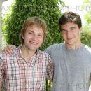 Van Hansis and Jake Silberman