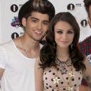 Cher Lloyd and Zayn Malik - 454 x 503