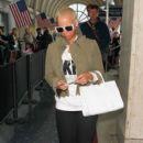 Amber Rose seen at LAX