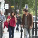 Left to Right: Freida Pinto as Dia and Josh Brolin as Roy. Photo by Keith Hamshere © 2010 Mediapro & Gravier Productions, Inc., Courtesy of Sony Pictures Classics