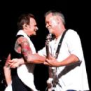 Van Halen live at Blossom Music Center on August 3, 2015