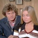 Maureen McCormick and Chris Beaumont