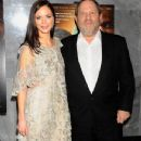 Harvey Weinstein & Georgina Chapman - 349 x 466