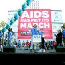 Maia Mitchell – AIDS Walk Los Angeles