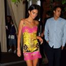 Kendall Jenner – Seen going out to dinner in NYC