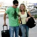 Ivana Bozilovic and Andrew Firestone