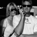 Beccy Gordon and Ryan Hunter-reay