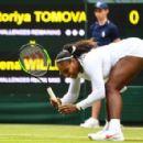 Serena Williams – 2018 Wimbledon Tennis Championships in London Day 3 - 454 x 295