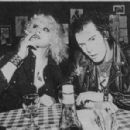 Nancy Spungen and Sid Vicious - 454 x 298