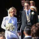 Ellie Goulding at her wedding to to Caspar Jopling in York - 454 x 519