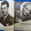 Carole Lombard - Modern Screen Magazine Pictorial [United States] (May 1937) - 454 x 361