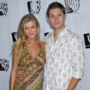 Jensen Ackles and Joanna Krupa