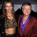 Hugh Hefner and Kimberley Conrad - 447 x 629