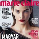 Barbara Palvin - Marie Claire Magazine Cover [Hungary] (February 2020)