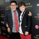 Rico Rodriguez and Nolan Gould attended the 14th Annual Young Hollywood Awards presented by Bing at Hollywood Athletic Club, June 14. It was hosted by Ashley Greene