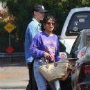 Vanessa Hudgens – Heading to breakfast with Austin Butler in Los Angeles