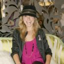Sarah Carter - 'Be Chic In Pink' Breast Cancer Fundraiser On October 28, 2008 In West Hollywood, California
