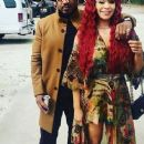 Stevie J and Faith Evans - 454 x 363