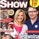 Monika Richardson, Zbigniew Zamachowski - Show Magazine Cover [Poland] (2 July 2012)