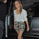 Emma Watson Arrives At Chiltern Firehouse In London
