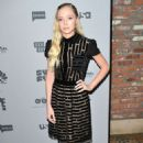 Portia Doubleday – 2017 NBCUniversal Holiday Kick Off Event in LA - 454 x 681