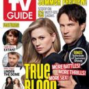 Stephen Moyer, Anna Paquin, True Blood - TV Guide Magazine Cover [United States] (2 June 2014)