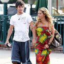 Jared Murillo and Ashley Tisdale