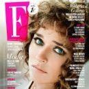 Valeria Golino - F Magazine Cover [Italy] (8 May 2013)