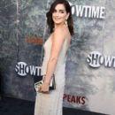 Ana de la Reguera : Premiere of Showtime's 'Twin Peaks - 400 x 600