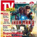 Iron Man Three - 454 x 530