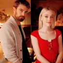 Dakota Fanning and Theo James