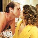 Jack Nicholson and Maria Schneider