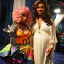 Beyoncé And Nicki Minaj At The 2011 Victoria's Secret Fashion Show