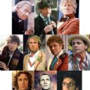 William Hartnell and the ten doctors