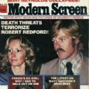 Robert Redford - Modern Screen Magazine [United States] (August 1976)