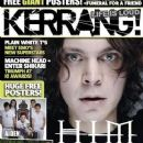 Ville Valo - Kerrang Magazine Cover [United Kingdom] (9 January 2007)