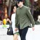 Robert Pattinson & FKA Twigs In LA (December 05, 2014)