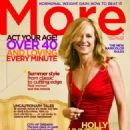 Holly Hunter - More Magazine Cover [United States] (July 2007)