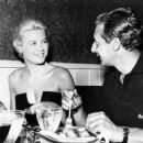 Oleg Cassini and Grace Kelly - 454 x 374