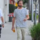 Scott Disick is seen out and about on October 13, 2016 - 423 x 600