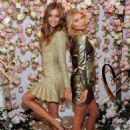 Josephine Skriver and Elsa Hosk – All-new LOVE fragrance event in NYC - 454 x 599