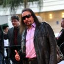 Ace Frehley attends the sixth annual MusiCares benefit concert at Club Nokia on May 7, 2010 in Los Angeles, California - 396 x 594
