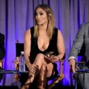 Jennifer Lopez of 'World Of Dance' speaks onstage during the 2017 NBCUniversal Summer Press Day at The Beverly Hilton Hotel on March 20, 2017 in Beverly Hills, California - 409 x 600