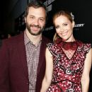 Leslie Mann and Judd Apatow - 349 x 466